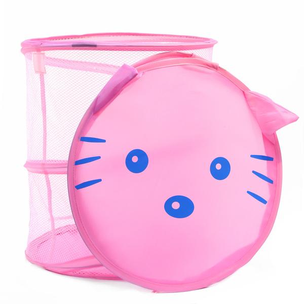 Корзина для игрушек – Котенок, 38 х 45 смКорзины для игрушек<br>Корзина для игрушек – Котенок, 38 х 45 см<br>