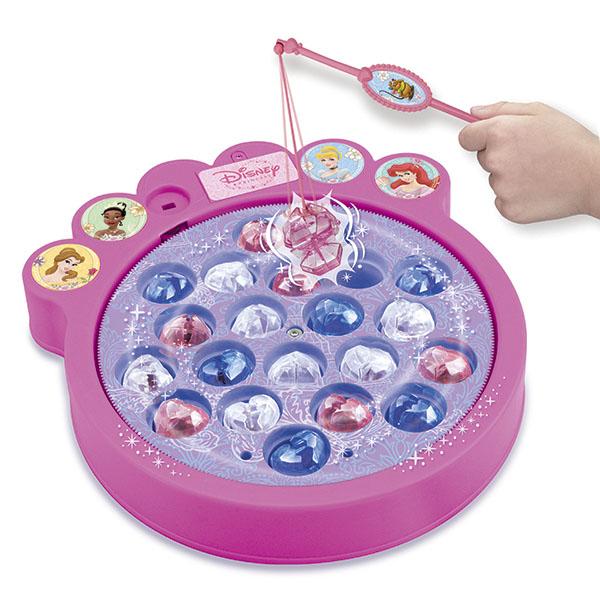 Настольная игра  Поймай драгоценные камни из серии Принцессы Disney - Игры для компаний, артикул: 164720