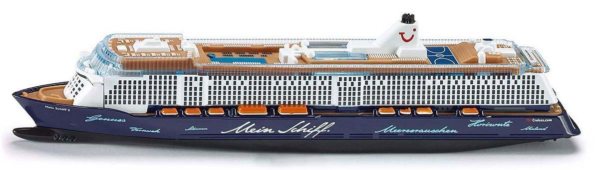 Купить Модель лайнера - Mein Schiff 3, 1:1400, Siku