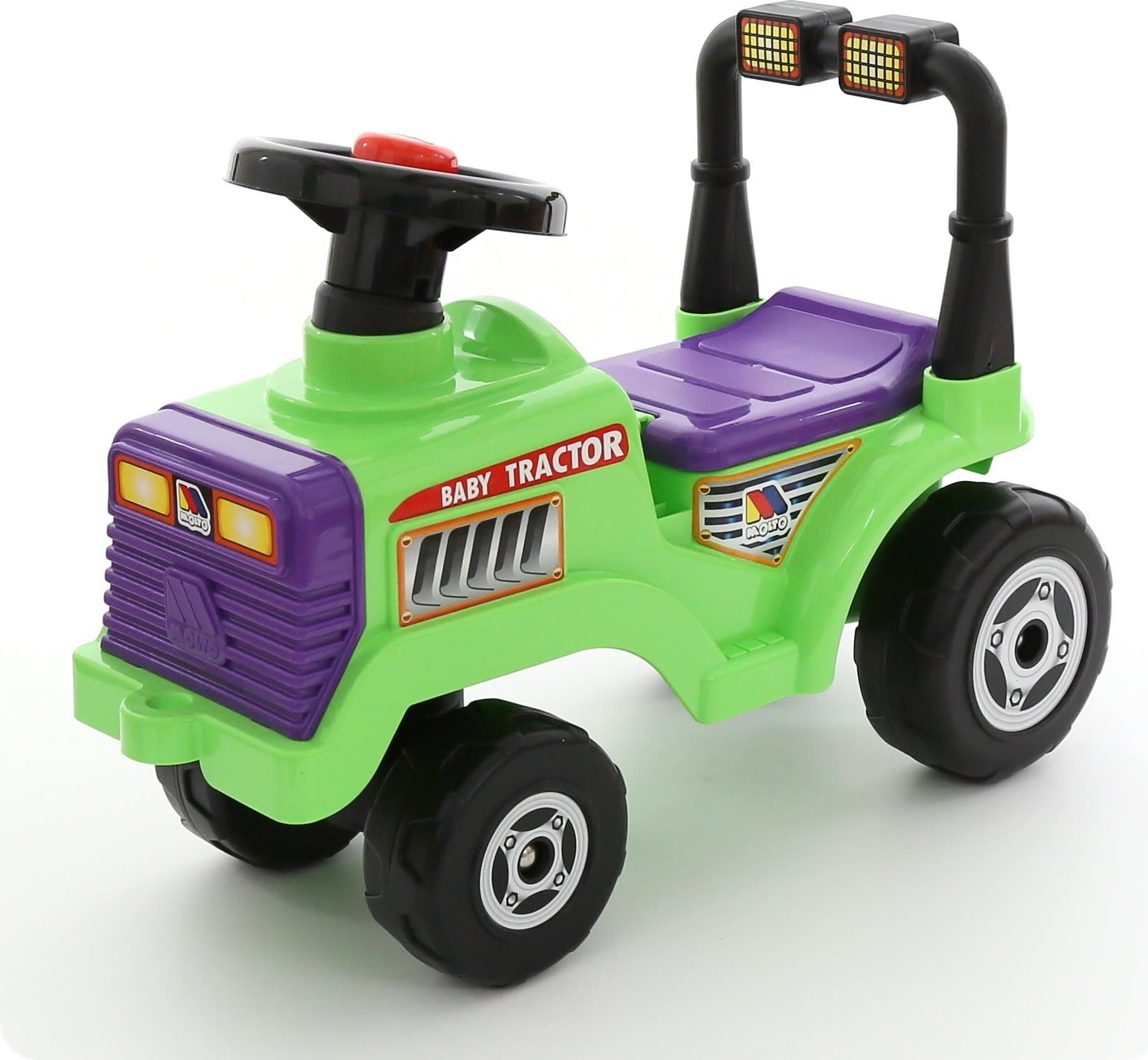 Каталка-трактор МитяМашинки-каталки для детей<br>Каталка-трактор Митя<br>