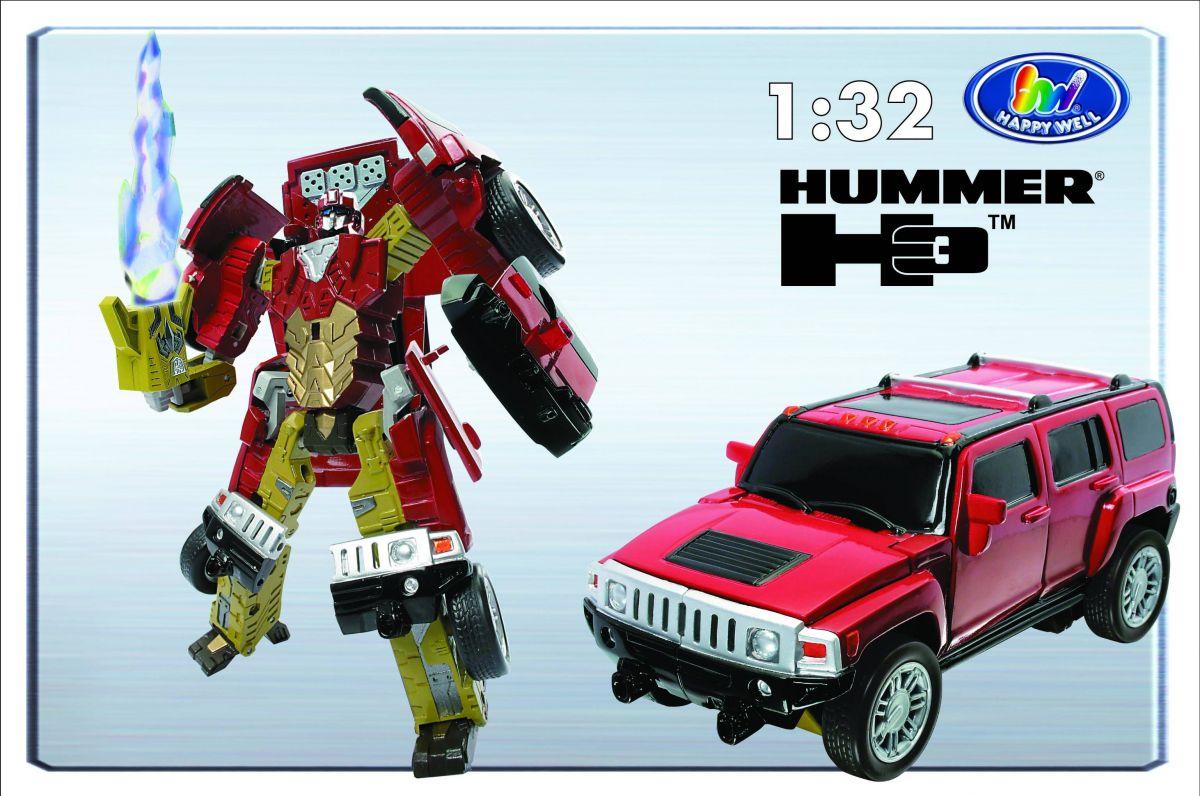 Трансформер «Hummer H3» , 52030hw - Игрушки трансформеры, артикул: 5889