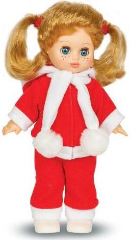Кукла со звуковым эффектом - Настя 1, 30 смРусские куклы фабрики Весна<br>Кукла со звуковым эффектом - Настя 1, 30 см<br>