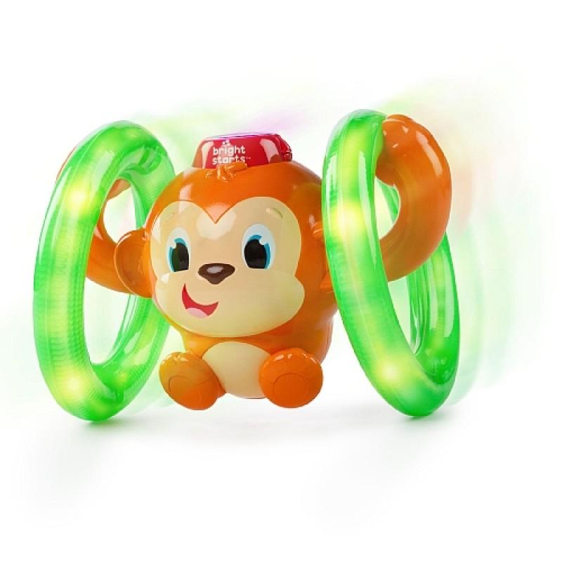 Развивающая игрушка - Обезьянка на кольцахДетские развивающие игрушки<br>Развивающая игрушка - Обезьянка на кольцах<br>