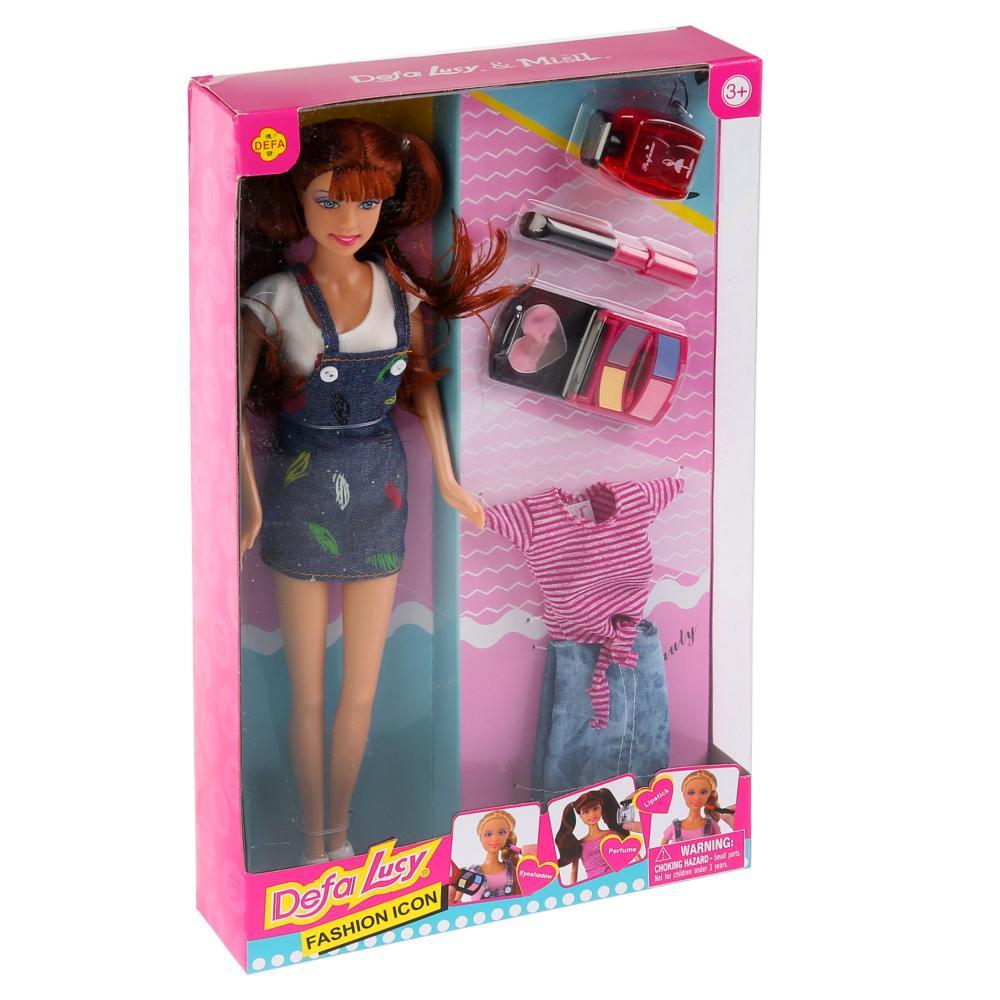 Кукла с косметикой купить becca косметика купить в украине