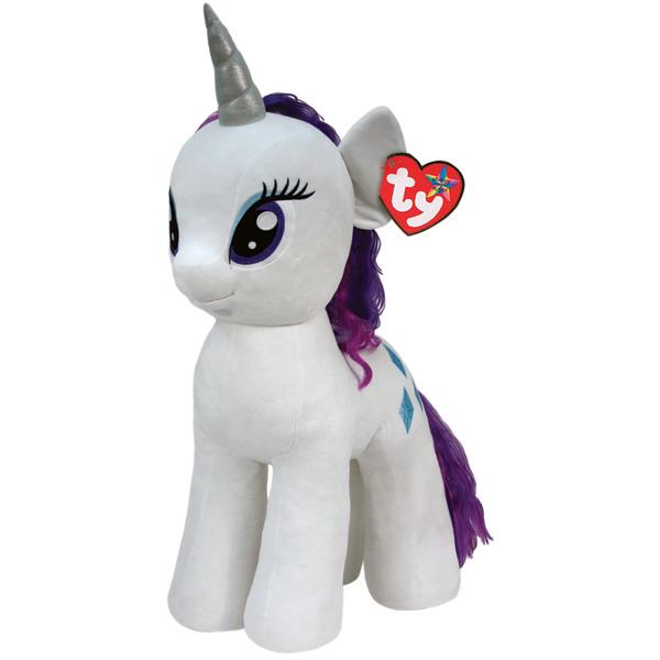 Мягкая Пони Рарити, 70 см.Моя маленькая пони (My Little Pony)<br>Мягкая Пони Рарити, 70 см.<br>