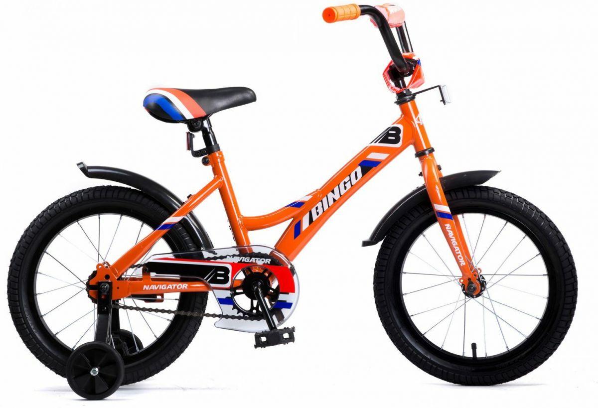 Купить Детский велосипед – Navigator Bingo, 16
