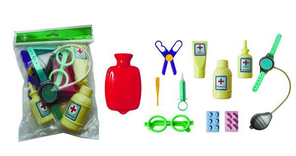 Игровой набор № 2. ДокторНаборы доктора детские<br>Игровой набор № 2. Доктор<br>