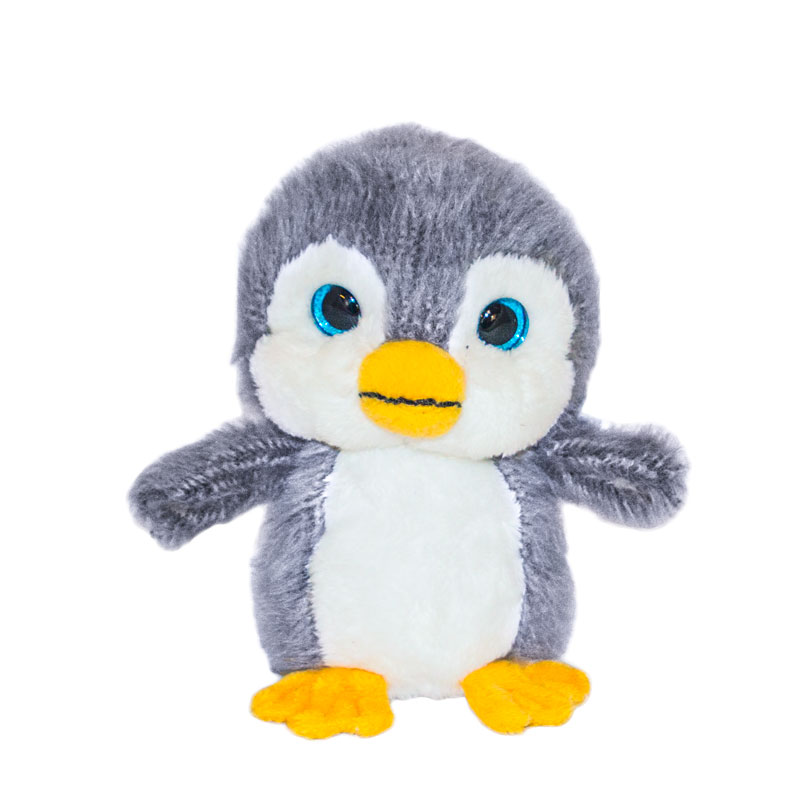 Мягкая игрушка - Пингвиненок Лоло, 15 см.Животные<br>Мягкая игрушка - Пингвиненок Лоло, 15 см.<br>