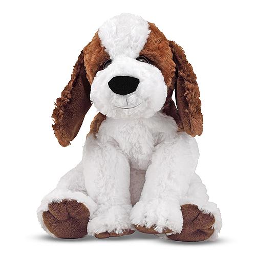 Мягкая игрушка «Щенок Сен Бернард» - Собаки, артикул: 138714