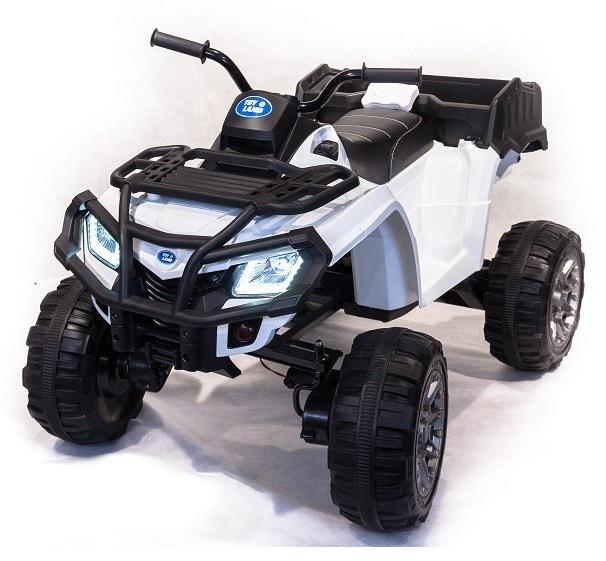 Купить Квадроцикл ToyLand Grizzly Next 4x4, цвет белый