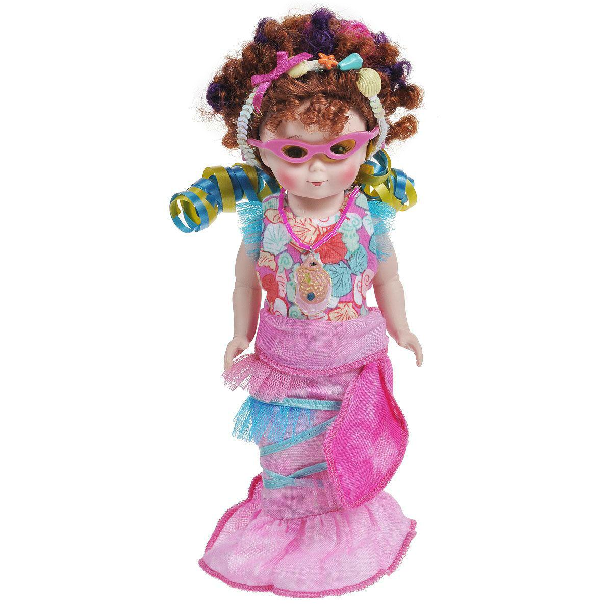 Кукла Фэнси Нэнси - русалочка, 20 смКоллекционные куклы<br>Кукла Фэнси Нэнси - русалочка, 20 см<br>