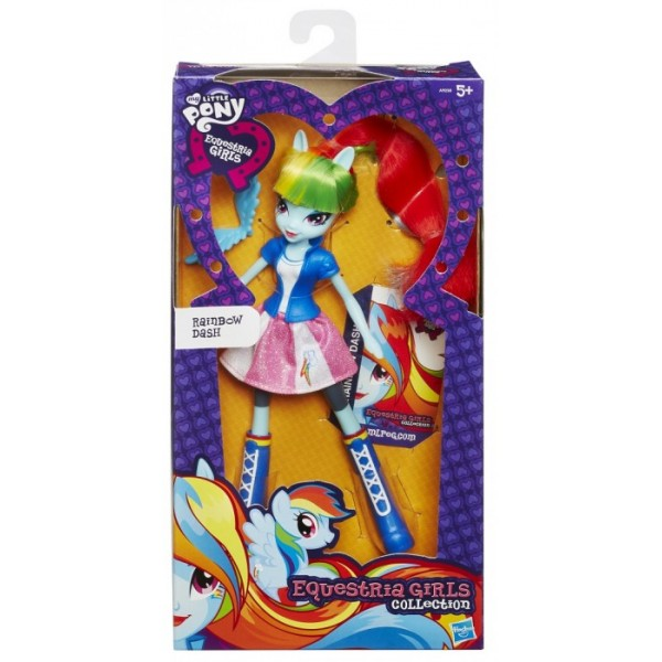 Кукла My Little Pony Equestia Girls – Rainbow Dash