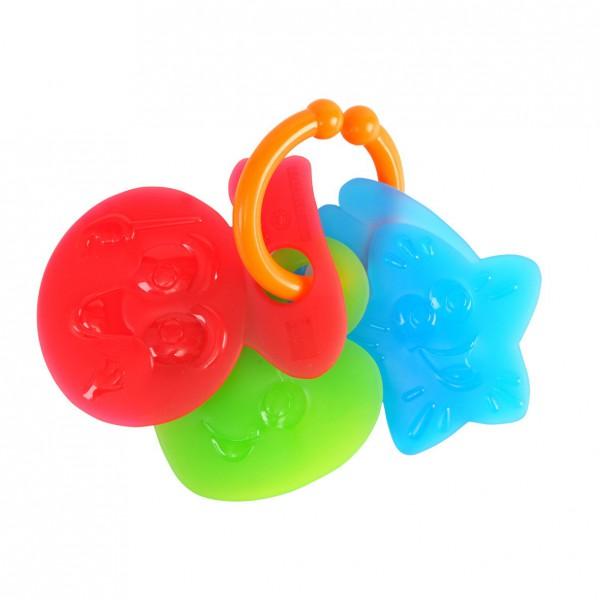 Развивающая игрушка – ПрорезывательДетские погремушки и подвесные игрушки на кроватку<br>Развивающая игрушка – Прорезыватель<br>