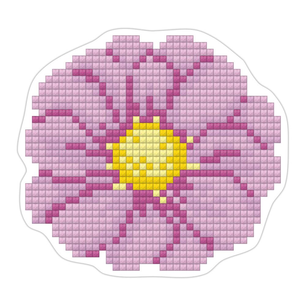 Мозаика кристальная - Цветочек по цене 193