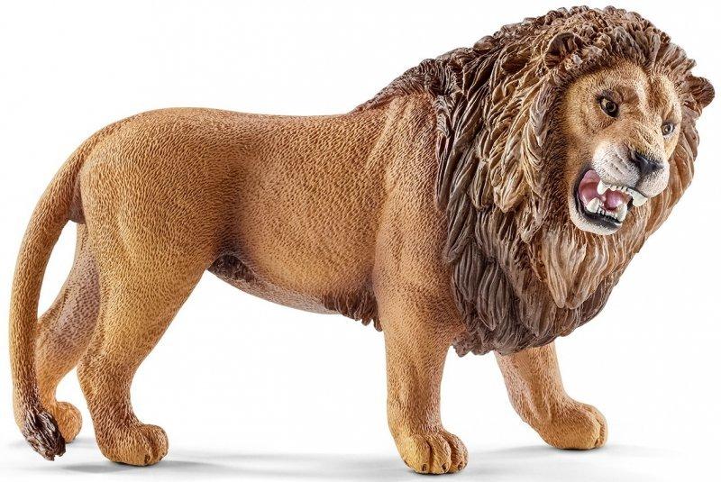 Купить Фигурка – Лев, размер 2 х 7 х 5 см., Schleich