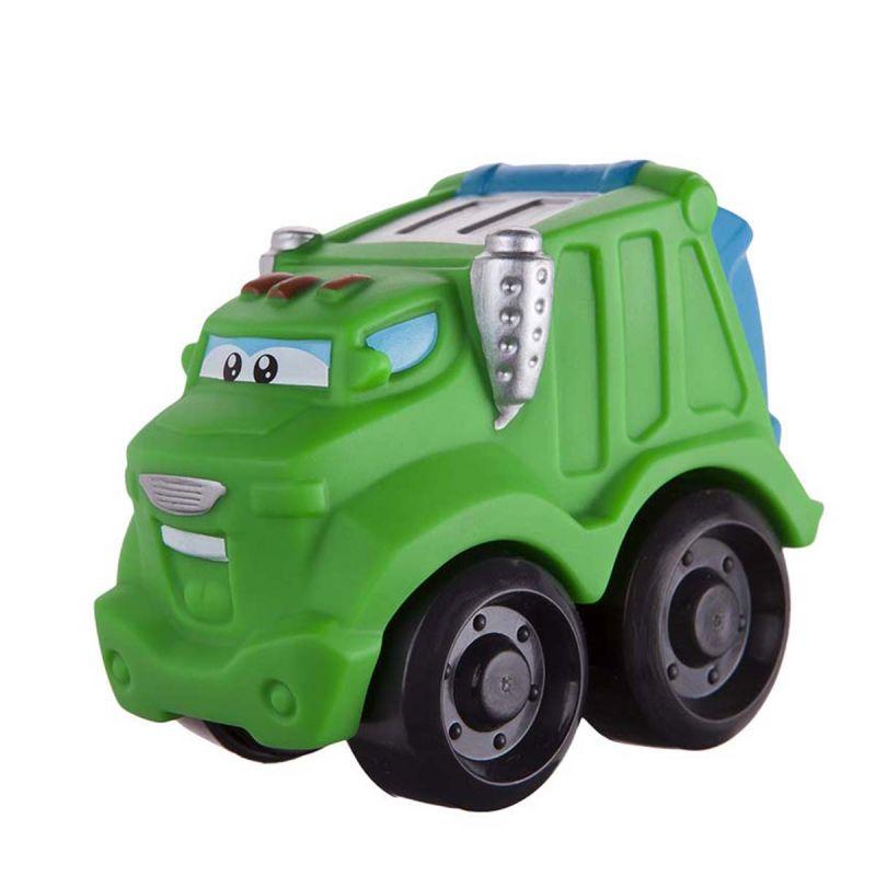 Машинка из серии Chuck &amp; Friends – Роуди, 10 см.Машинки для малышей<br>Машинка из серии Chuck &amp; Friends – Роуди, 10 см.<br>