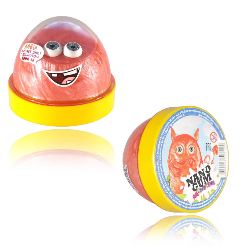 Жвачка для рук Nano gum – Лави, 50 граммЖвачка для рук<br>Жвачка для рук Nano gum – Лави, 50 грамм<br>