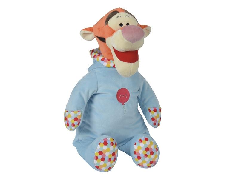 Купить Мягкая игрушка - Тигруля в комбинезоне, 25 см, Nicotoy