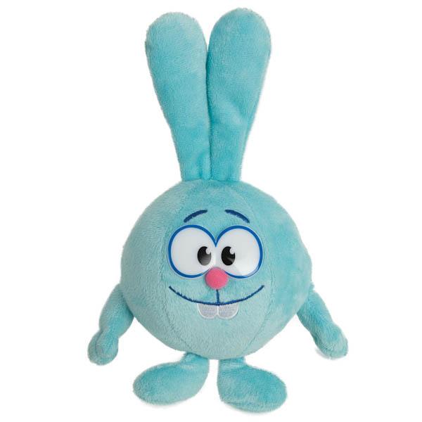 Купить Озвученная мягкая игрушка - Крош из мультфильма - Смешарики, 10 см, Мульти-Пульти