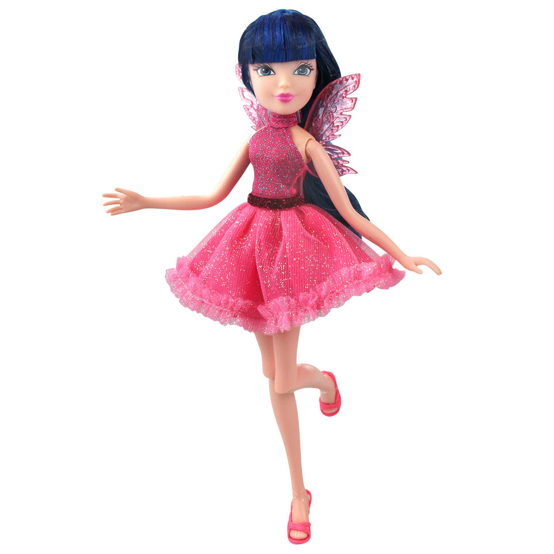 Кукла Winx Club - Мода и магия-4 - МузаКуклы Винкс (Winx)<br>Кукла Winx Club - Мода и магия-4 - Муза<br>