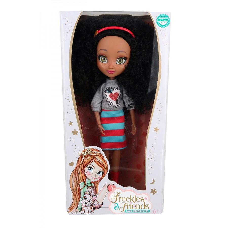 Кукла Подружка-веснушка – Лула, 27 см