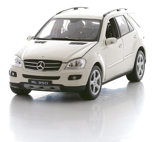 Коллекционная машинка Mercedes-Benz ML350, масштаб 1:18Mercedes<br>Коллекционная машинка Mercedes-Benz ML350, масштаб 1:18<br>