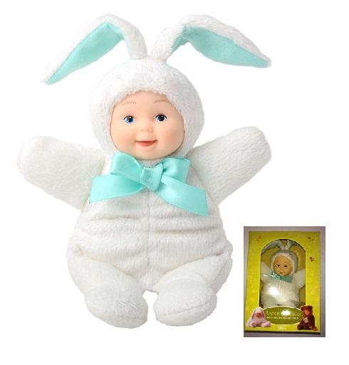 Кукла из серии «Детки-кролики», 15 смКуклы детки ANNE GEDDES<br>Кукла из серии «Детки-кролики», 15 см<br>