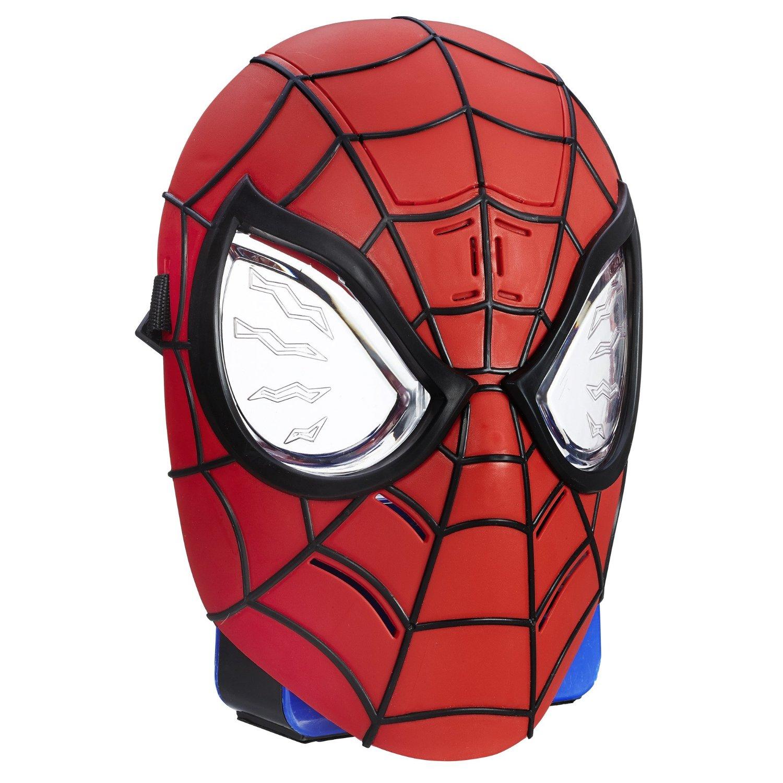 Spider-man. Маска Человека-ПаукаSpider-Man (Игрушки Человек Паук)<br>Spider-man. Маска Человека-Паука<br>