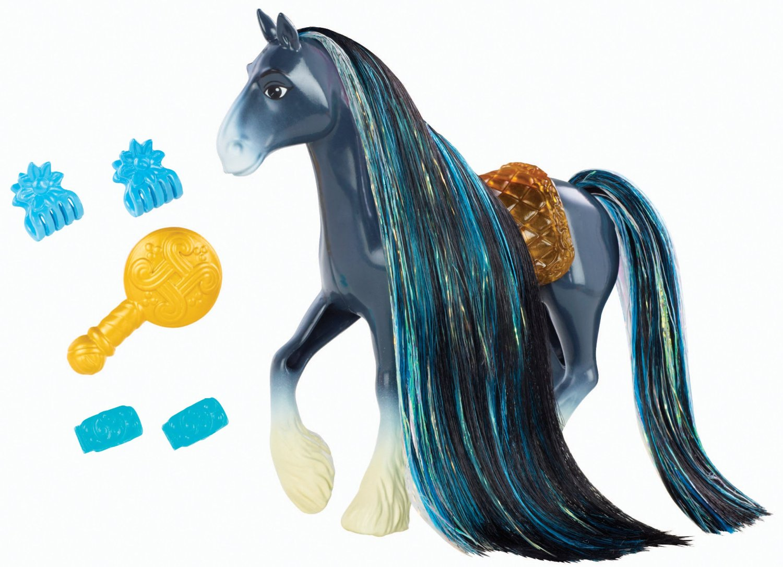 Набор с аксессуарами - Агнус - конь МеридыЛошади (Horse)<br>Набор с аксессуарами - Агнус - конь Мериды<br>