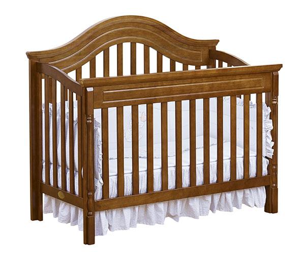 Кроватка для новорожденных Giovanni Aria Caramel