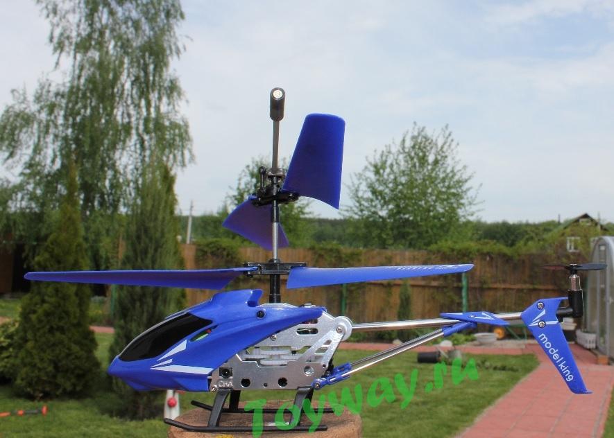3.5 канальный вертолёт на радиоуправлении с гироскопом и светодиодомРадиоуправляемые вертолеты<br>3.5 канальный вертолёт на радиоуправлении с гироскопом и светодиодом<br>