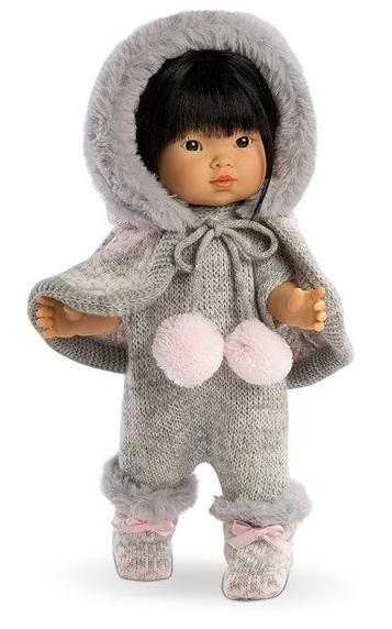 Купить Кукла Валерия азиатка 28 см, Llorens Juan