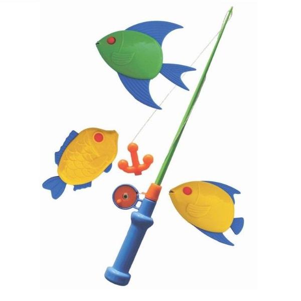 Игра. Моя первая рыбалкаРыбалка для ванны<br>Игра. Моя первая рыбалка<br>