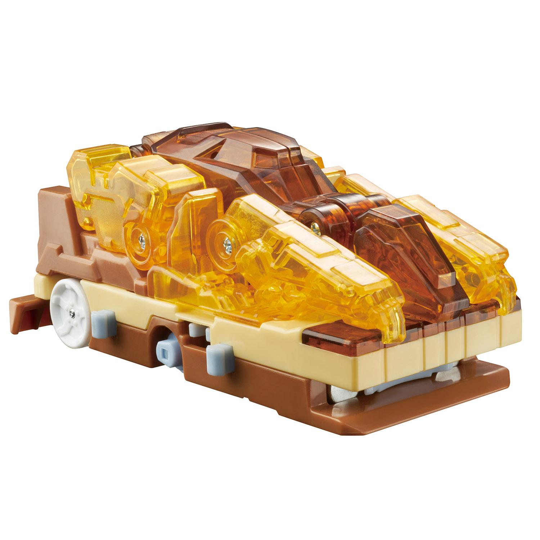 Купить Машинка-трансформер ТМ Screechers Wild - Дикие Скричеры – СэндстормТайд, 5 линейка, Росмэн