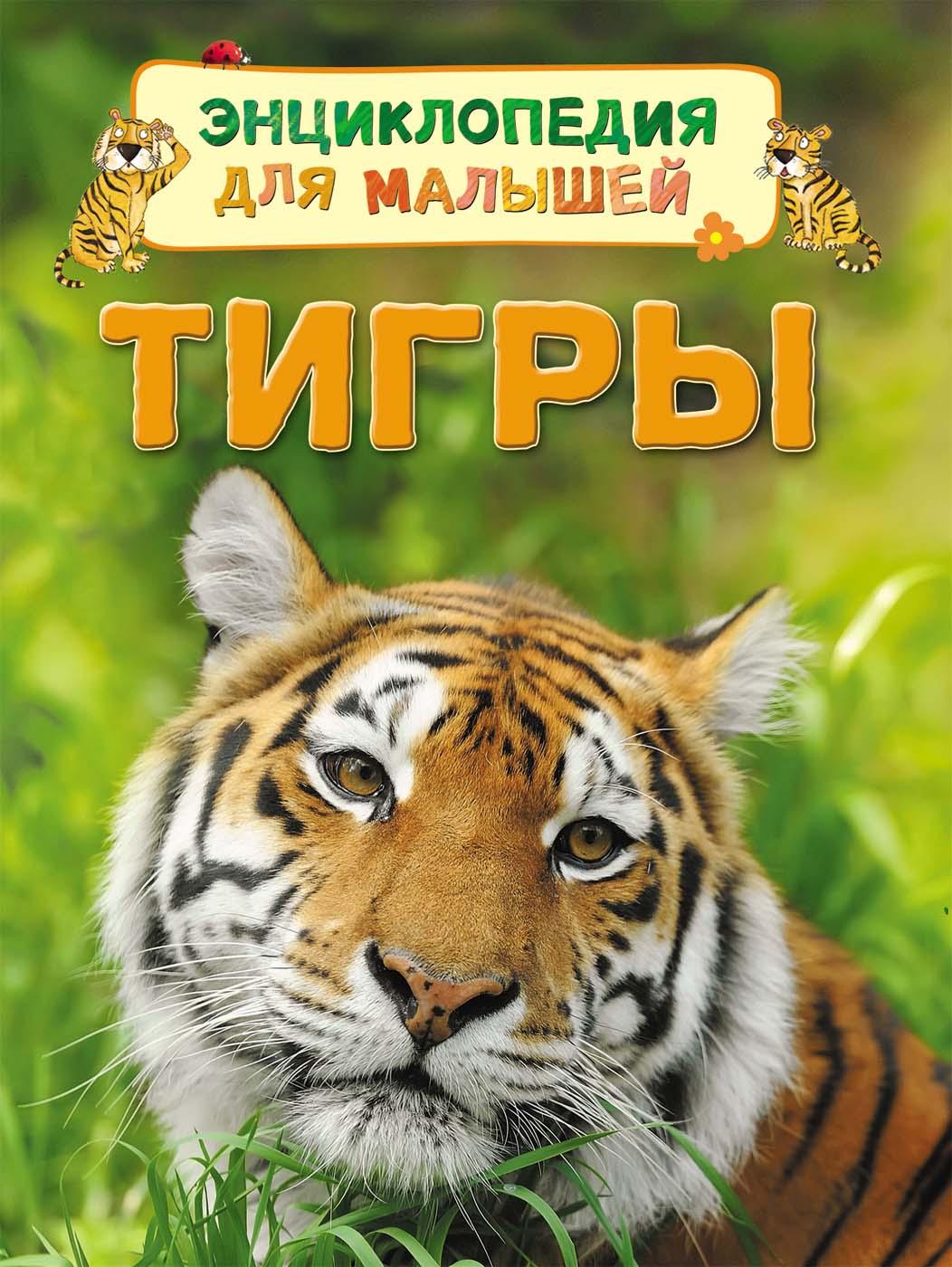 Энциклопедия для малышей – ТигрыДля малышей в картинках<br>Энциклопедия для малышей – Тигры<br>