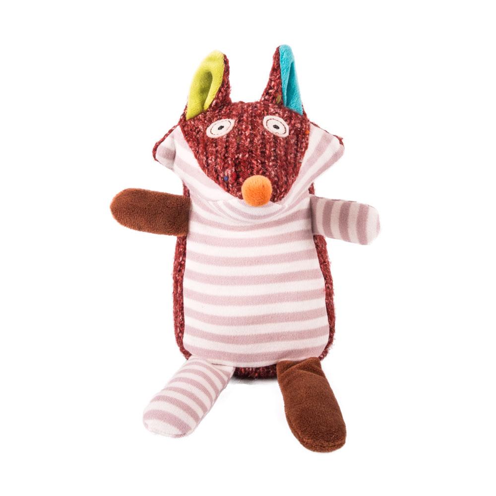 Мягкая игрушка – Хитрый лис
