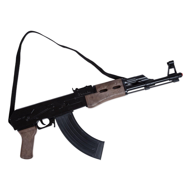 Купить Автоматическая винтовка без приклада, на 8 пистонов, Gonher