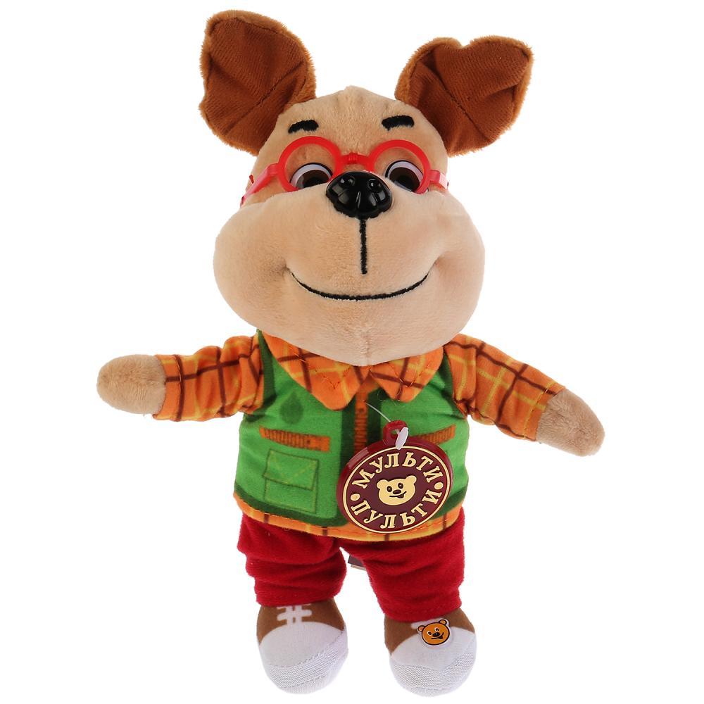 Купить Мягкая игрушка – Гена из мультсериала Барбоскины, 20 см, Мульти-Пульти