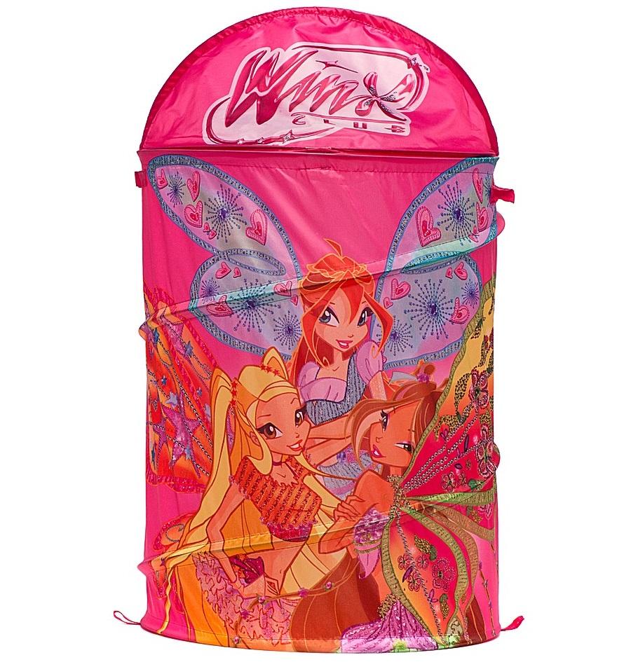 Корзина для игрушек «Winx»Winx (Винкс)<br>Корзина для игрушек «Winx»<br>