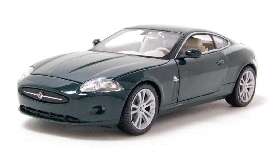 Коллекционная машинка Jaguar XK Coup, масштаб 1:24JAGUAR<br>Коллекционная машинка Jaguar XK Coup, масштаб 1:24<br>