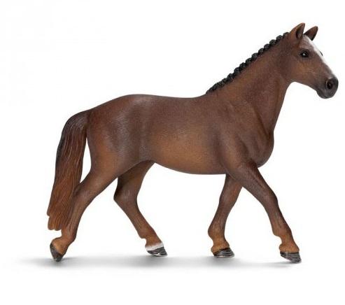 Купить Фигурка - Ганноверская кобыла, размер 14 х 3 х 11 см., Schleich