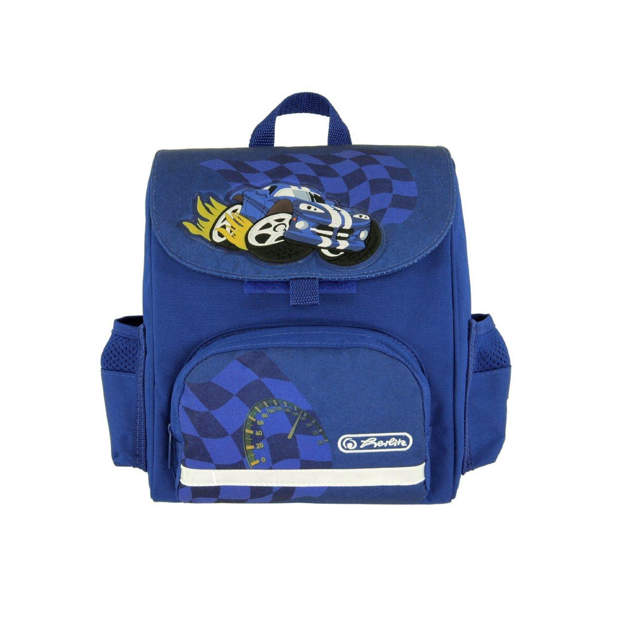 Ранец дошкольный Mini Softbag – Thunder, без наполненияДетские рюкзаки<br>Ранец дошкольный Mini Softbag – Thunder, без наполнения<br>