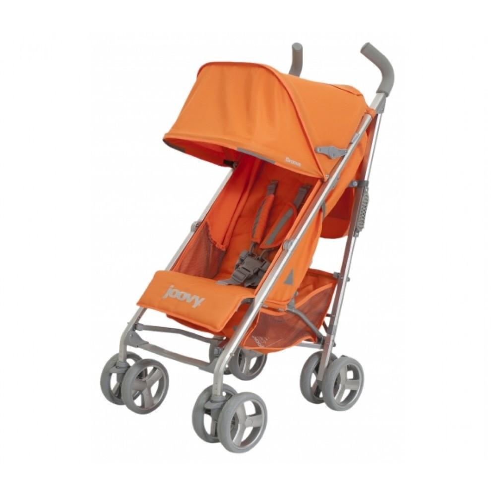 Коляска-трость - Groove, оранжевыйКоляски для детей<br>Коляска-трость - Groove, оранжевый<br>