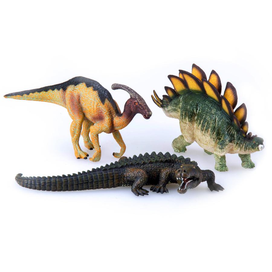 Набор Animal Planet – Динозавры-3, 3 штукиЖизнь динозавров (Prehistoric)<br>Набор Animal Planet – Динозавры-3, 3 штуки<br>