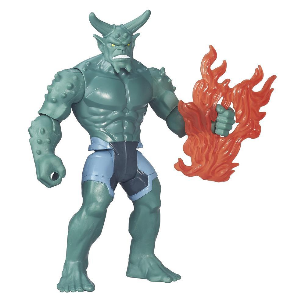 Фигурка из серии Ultimate Spider-Man vs Sinister 6  Зеленый Гоблин c орудием, 15 см. - Герои MARVEL, артикул: 154619