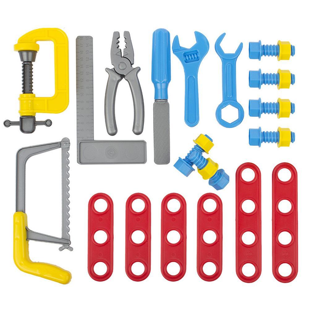 Игровой набор - Слесарный набор, 25 предметов