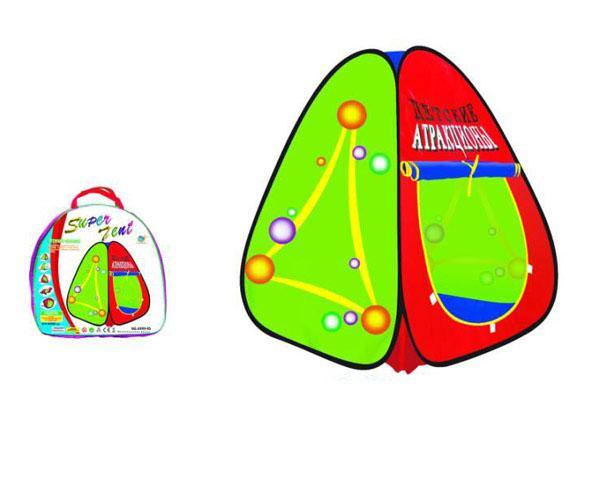 Детская игровая палатка – Super TentДомики-палатки<br>Детская игровая палатка – Super Tent<br>
