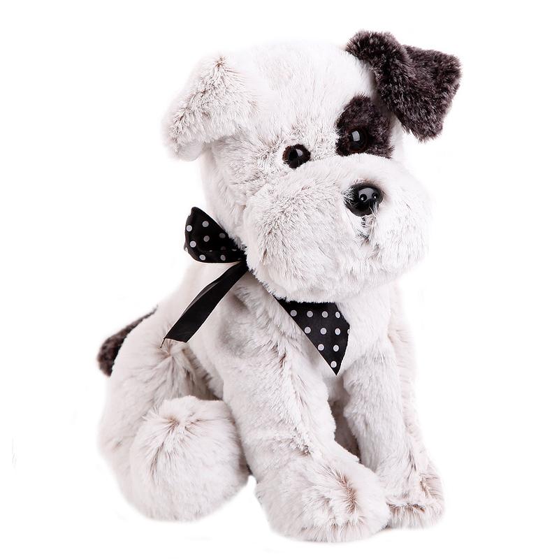 Мягкая игрушка Собака Джек, 22 смСобаки<br>Мягкая игрушка Собака Джек, 22 см<br>