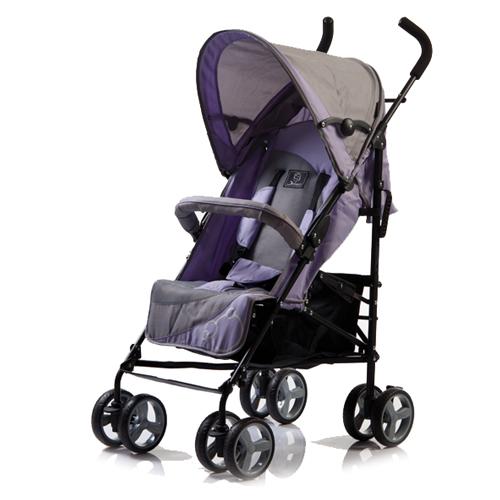 Коляска трость Picnic S-102, VioletДетские коляски Capella Jetem, Baby Care<br>Коляска трость Picnic S-102, Violet<br>
