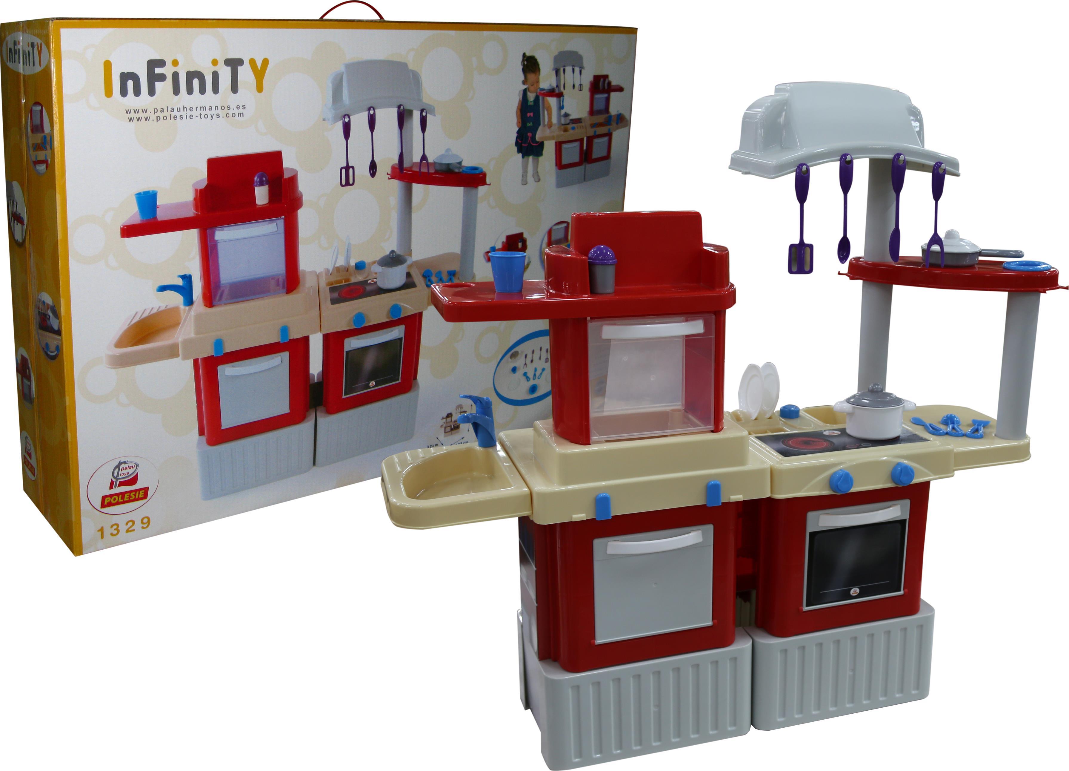 Набор Infinity basic №5 в коробкеДетские игровые кухни<br>Набор Infinity basic №5 в коробке<br>